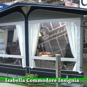 Isabella Commodore Insignia