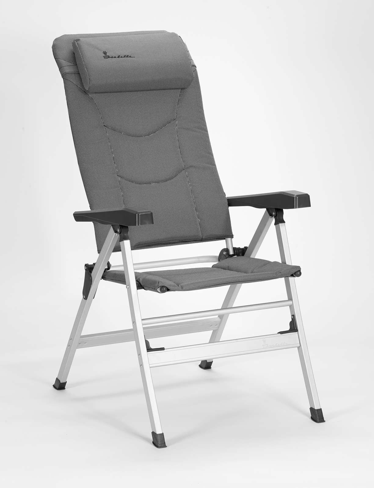 Isabella thor chair includes headrest aluminium frame for Chair neck support attachment uk