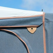 Isabella Capri North Detail