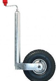 alko heavy duty jockey wheel