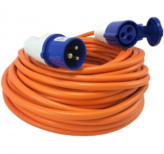 25m Mains Cable