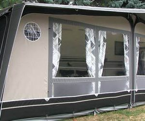 2019 Kampa Rally Pro 390 Raymond James Caravans