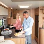 Alicanto Grande - Couple in Kitchen