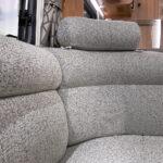 Alicanto Grande - Curved Sofa Backs