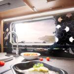 Alicanto Grande - Kitchen Splashback
