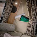 Alicanto Grande - Wall Pockets & USB Light
