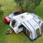 Discovery - Awning from above