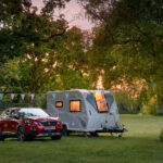 Discovery - On a Campsite in the Evening