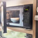 Pegasus Grande SE - Dometic Microwave Oven