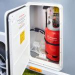 Pegasus Grande SE - Gas Locker
