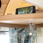Pegasus Grande SE - USB Sockets in Directional Spotlights