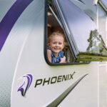 Phoenix+ Girl at Front Window