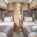 Unicorn V Cadiz Twin Fixed Single Beds