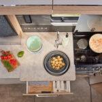 Unicorn V - Overhead Kitchen